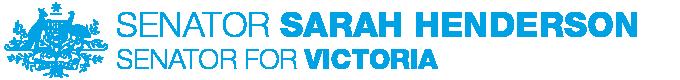 Senator the Hon. Sarah Henderson